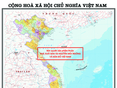 Vietnam Administrative Atlas Project