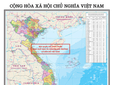 Administrative project of Hoai Duc district